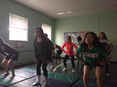 Physical Education - Yoga Unit bishop ludden 4