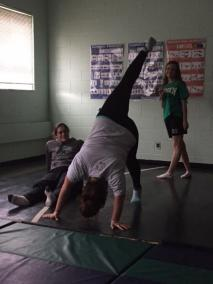 Physical Education - Yoga Unit bishop ludden 5