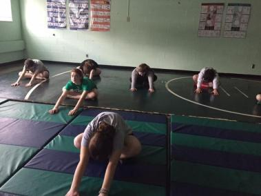 Physical Education Yoga Unit bishop ludden - Physical Education - Yoga Unit