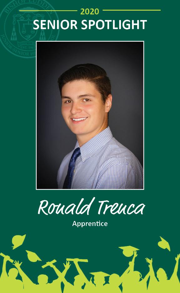 Ron Trenca - Congratulations Graduates