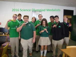 Science Olympiad Medalists at bishop ludden 1 - Science Olympiad Medalists at bishop ludden