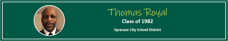Tom Royal Tease - Alumni Spotlight
