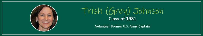 Trish Johnson Tease - Alumni Spotlight