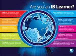 ib learner ingographic 300x223 - International Baccalaureate Programe