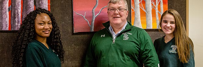parents bishop ludden catholic high school cny - A Letter from our Board Chairman