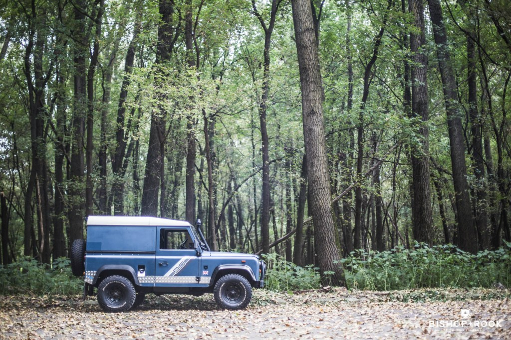 Land Rover Defender 90 - For Sale - Minnesota