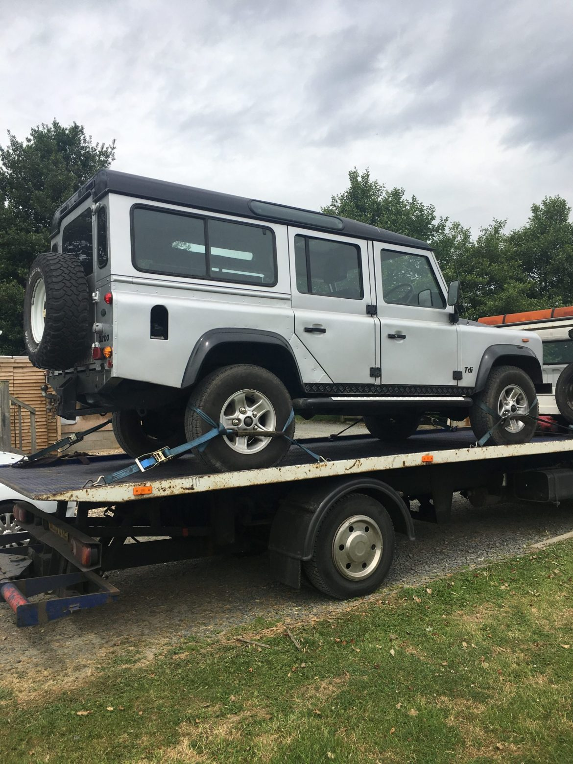 Importing a Classic Land Rover Defender (Part I) - Bishop+Rook
