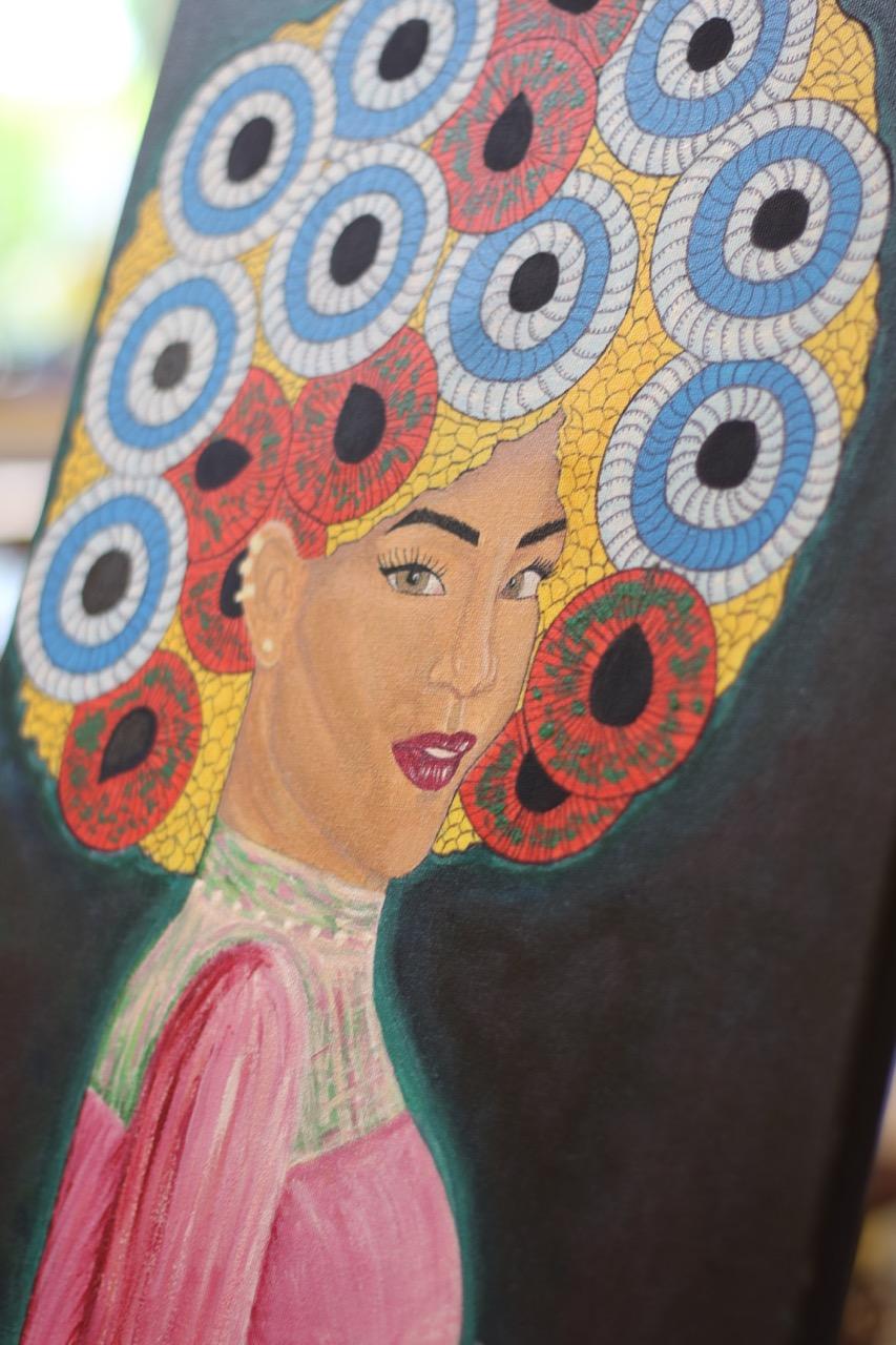 GCSE Fine Art And Textiles Exam Project