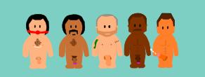 Charlies angles naked