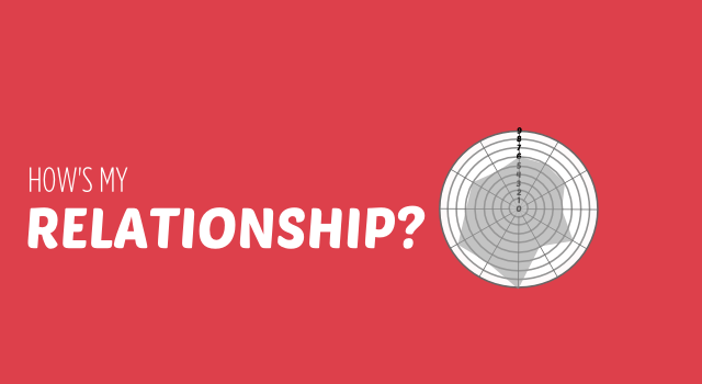 How's your relationship? Find out with the relationships graph