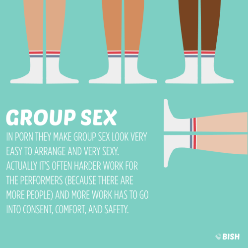 An educational guide to porn group sex