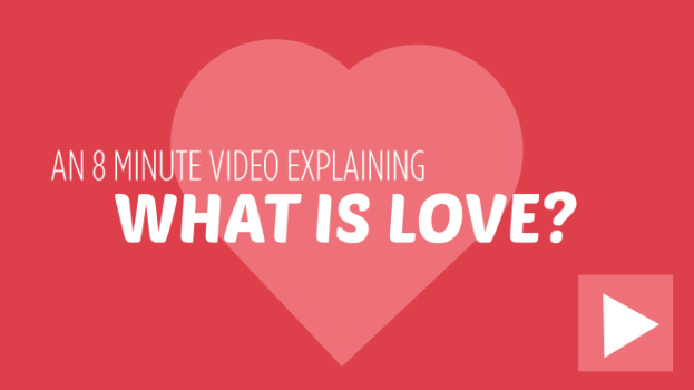 An 8 minute guide explaining what is love