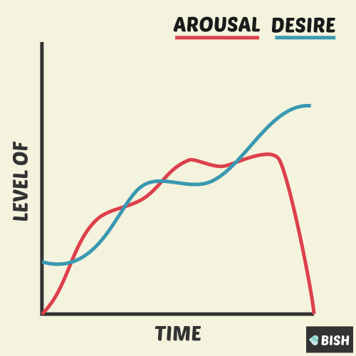 How arousal and desire might work after drinking