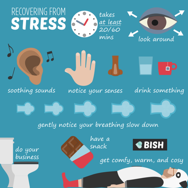 recovering from stress