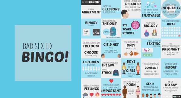 bad sex ed bingo article bish
