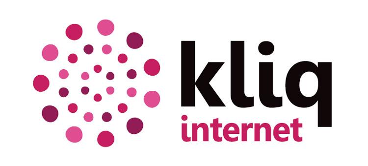 Kliq internet logo