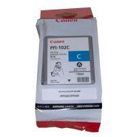 CANON – Cartouche d'encre PFI-102C  cyan – 130 ml