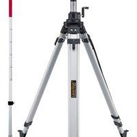 Laserliner- laser rofatif – Quadrum 410 S rouge SET