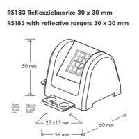 RSFP-X80g-Aufnahmepunkt für RS183