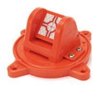 Schwenkbarer Reflektor-Zielpunkt –  (RS193) – rot