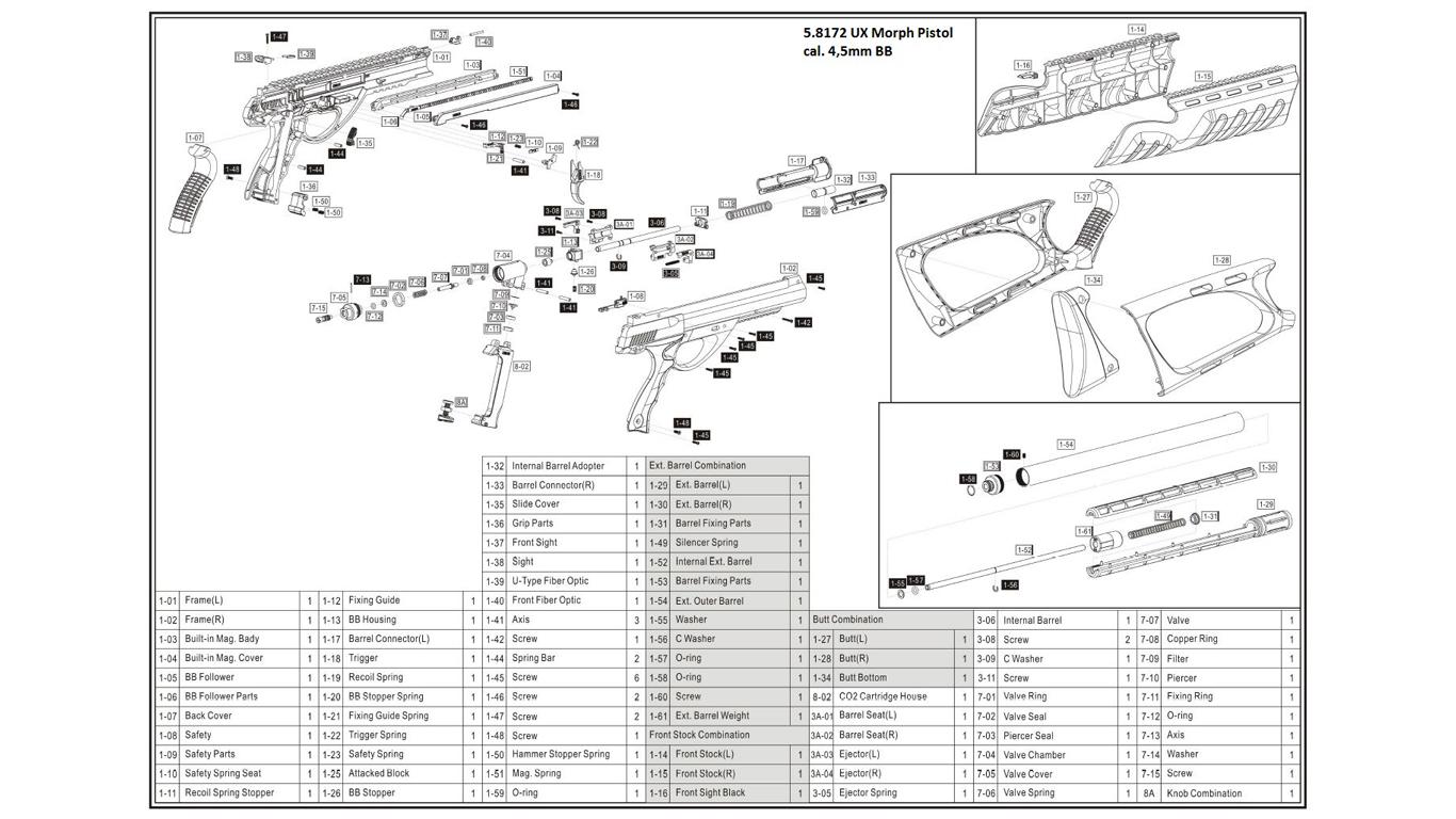 Beretta 92 Umarex - Auto Electrical Wiring Diagram