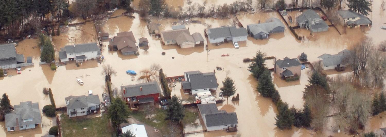 Flood Zones Oregon