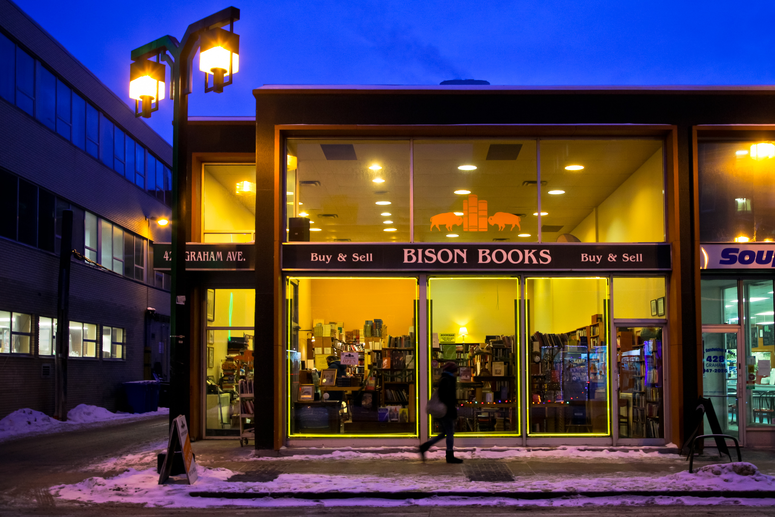 Bison Books