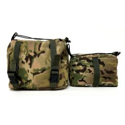 No Name Tactical Bag back