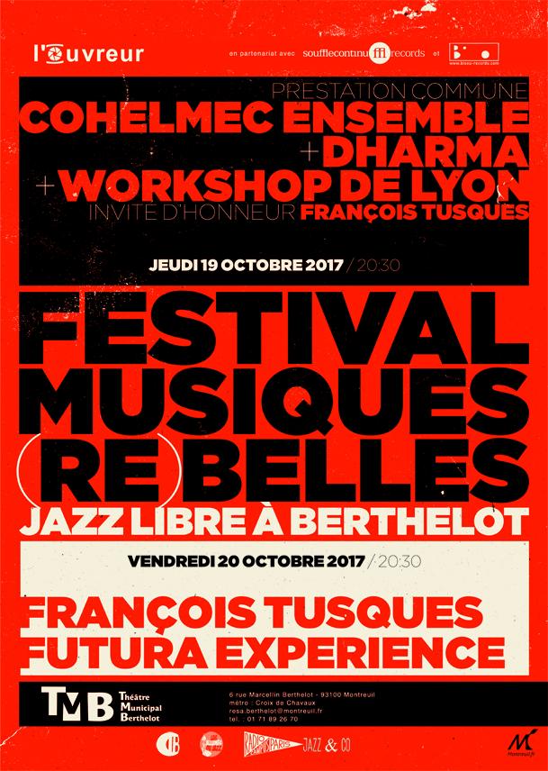 Festival Musiques Rebelles