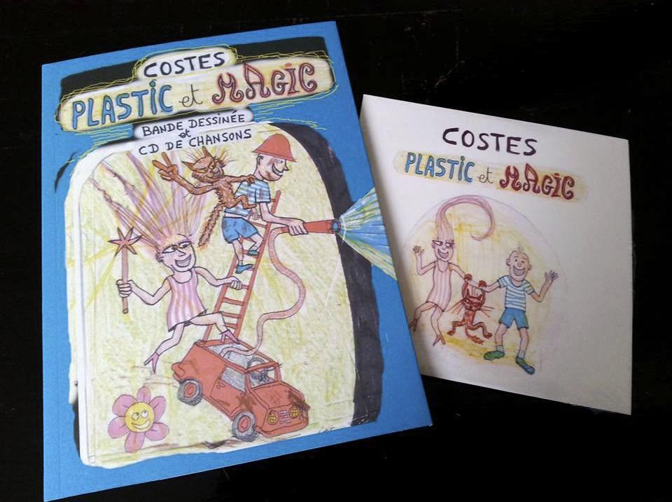 Costes – Plastic et Magic – CD Bis-003-U