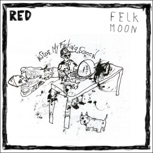 Red – Felk Moon - LP - édition standard