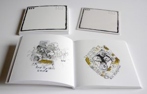 Red - Felk Moon Book - BIS-009-U-B
