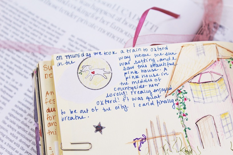 Journaling: Writing Beyond the Linear | Bisou du Jour