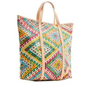 sac imprime azteque