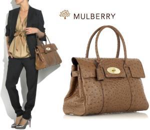 Sac Mulberry Bayswater