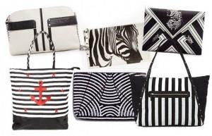 Les sacs à main tendances de l'été 2013 – Le style graphique
