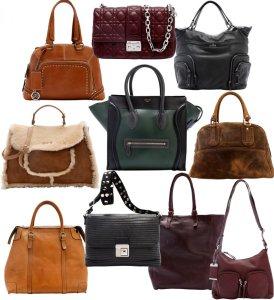Les modèles de sacs à main à privilégier