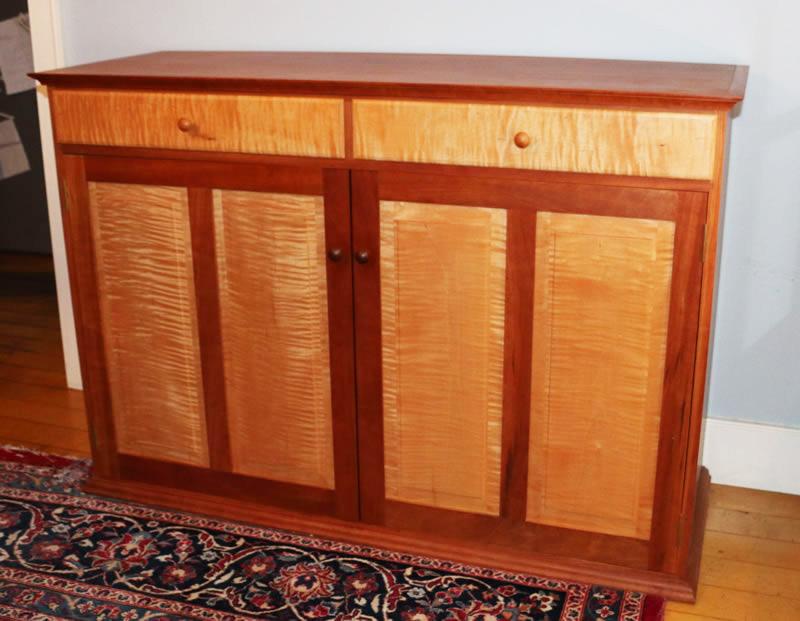 4 Drawer Shaker Sideboard Shaker Furniture Handmade