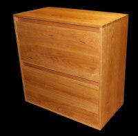 Solid Hardwood Lateral File Cabinet : Solid Wood Beds ...