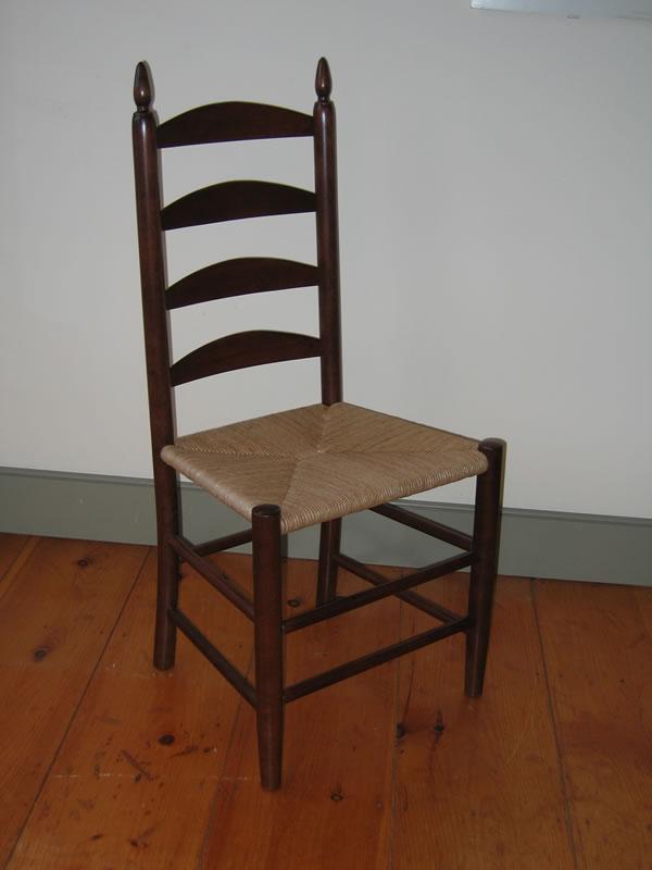 shaker ladder back chair swivel chairs jordans side