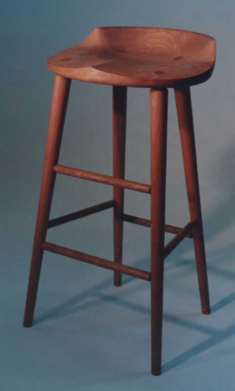 handmade wooden chairs build a bear chair recall shaker furniture mission custom beds pencil tractor seat stool