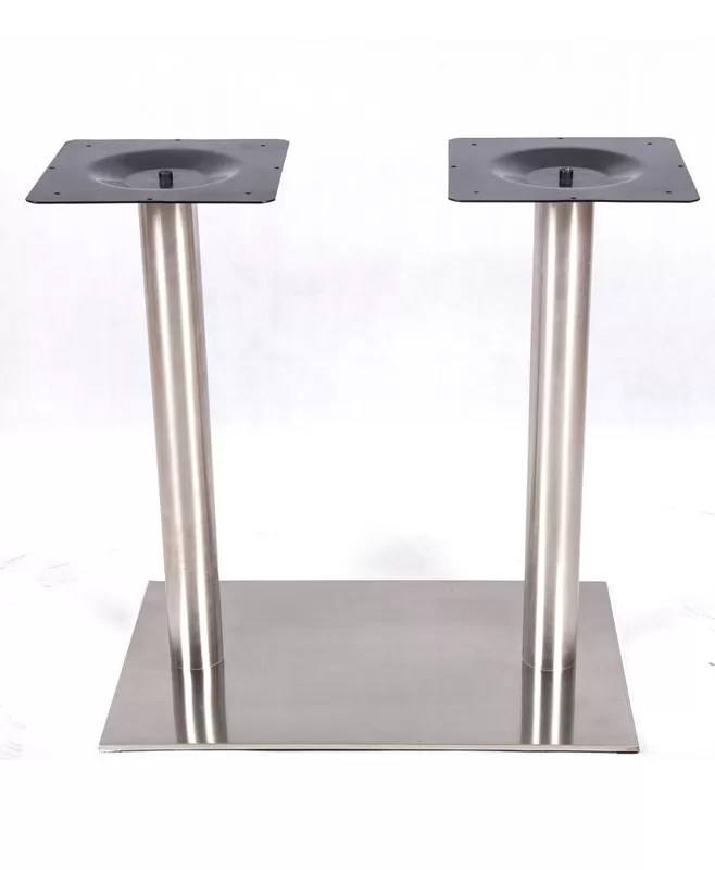 kitchen table legs large stainless steel square chrome 2102ss china commercial furniture supplier