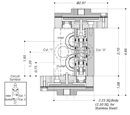 Double Acting Valve Diagram, Double, Free Engine Image For