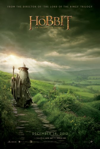 gandalf en el hobbit