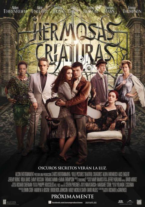 hermosas-criaturas-poster