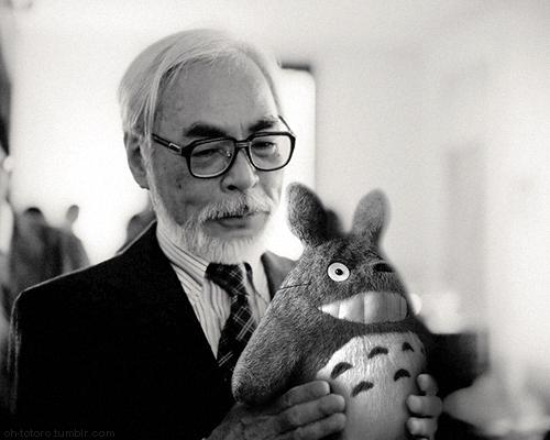 hayao miyazaki se jubila