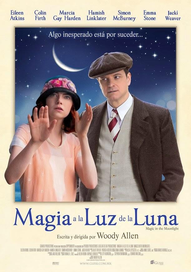 'Magia a la luz de la luna', de Woody Allen