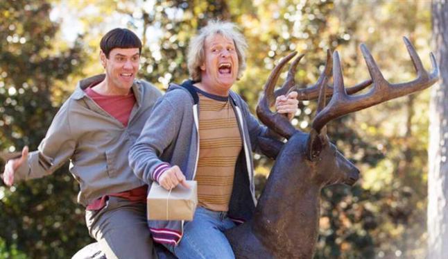 Trailer de 'Dos tontos todavía más tontos'