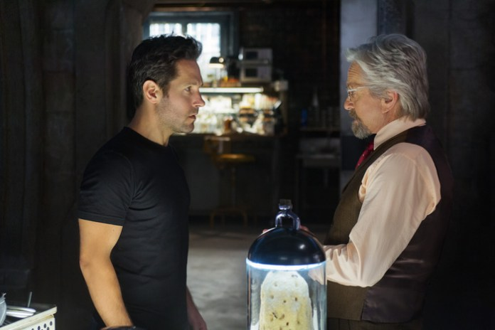 ant-man paul rudd y michael douglas