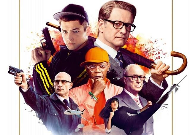Kingsman: servicio secreto, trailer